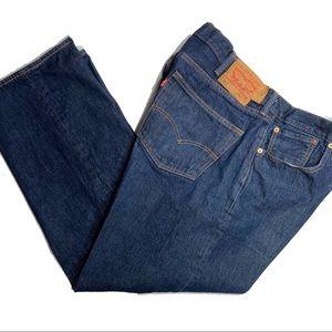 Levi's 501 42/30 Blue Jeans  Men's